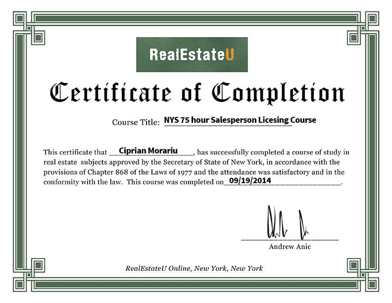 4 Steps How to Become a Real Estate Agent in New York | Real